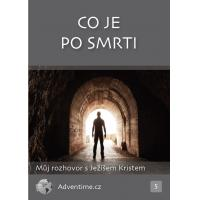 Co je po smrti, brožura A6 - Adventime